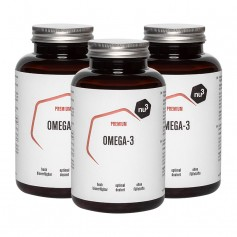 3 x nu3 Omega-3, Kapslar