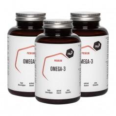 3 x nu3 Omega-3-kapsler