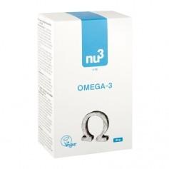 nu3 Omega-3 - vegan capsules
