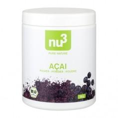 nu3 Organic Acai Powder