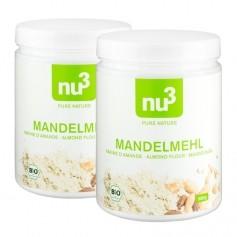 2 x nu3 Organic Almond Flour