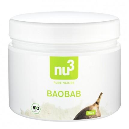 2 x nu3 Bio Baobab, Pulver