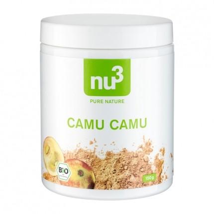 2 x nu3 Organic Camu-Camu, Powder
