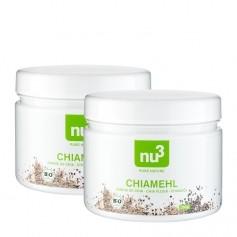 2 x nu3 Organic Chia Flour
