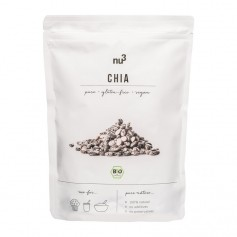 nu3 Organic Chia Seeds