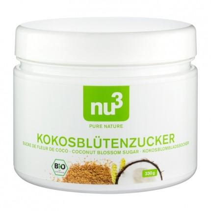 3 x nu3 Bio Kokosblütenzucker