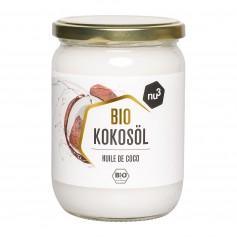 nu3 Organic Coconut Oil