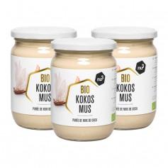 nu3 Organic Coconut purée