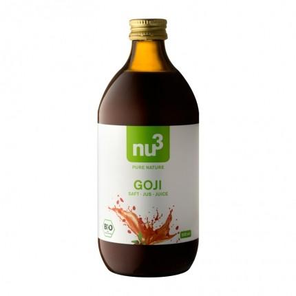 nu3 Organic Goji Juice