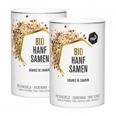nu3 Organic hemp seeds shelled (Austria)