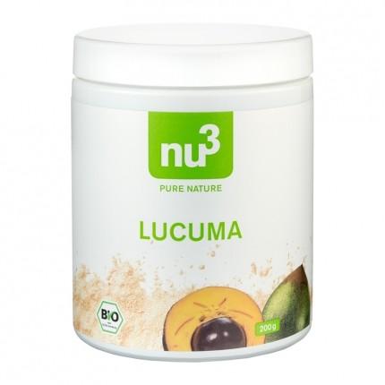 2 x nu3 Organic Lucuma Powder