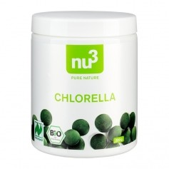 nu3 Organic Chlorella