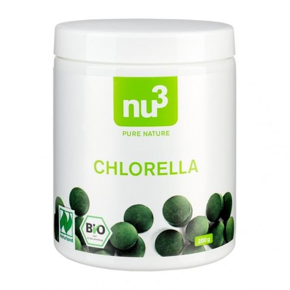 Where to find chlorella