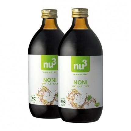 2 x nu3 Organic Noni Juice
