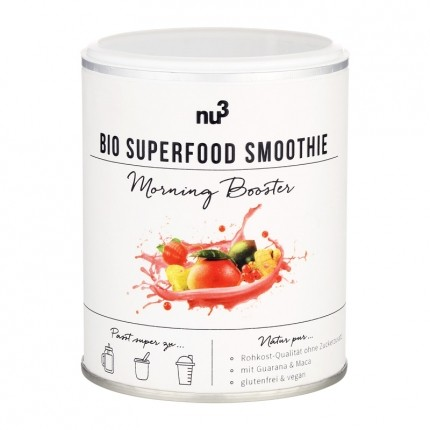 nu3 Bio Morning Blend Mix