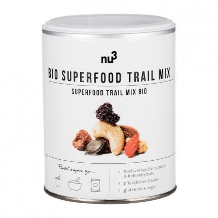 nu3 Organic Superfood Trail Mix