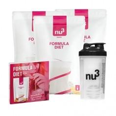 nu3, Pack Formula Diet 14 jours