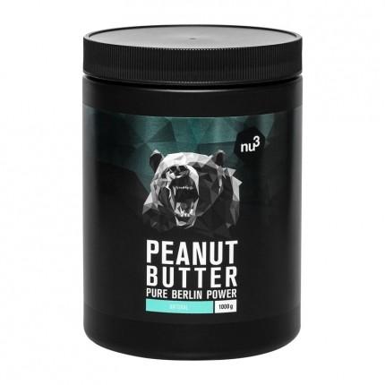 3 x nu3 Peanut Butter