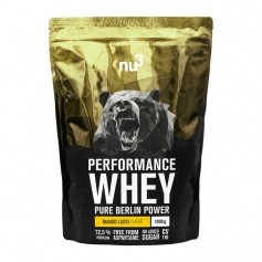 nu3 Performance Whey, Mango-Lassi