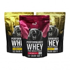Performance Whey Exotic Trio, Pulver