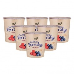 nu3, Porridge power bio, baies sauvages