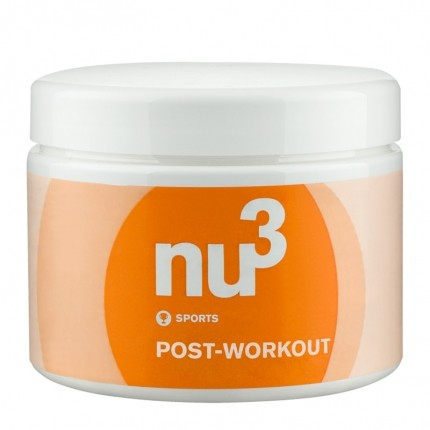 nu3 Post-Workout Powder
