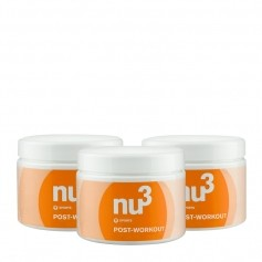 3 x nu3 Post-Workout Powder