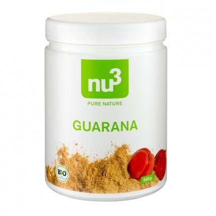 Poudre de guarana bio nu3