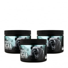 3 x nu3 Sports Power BCAA, Kapseln