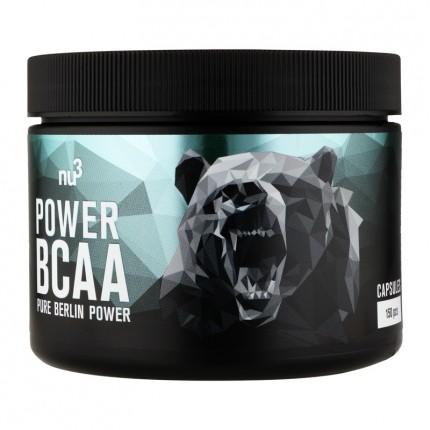 nu3 Sports Power BCAA, Kapseln