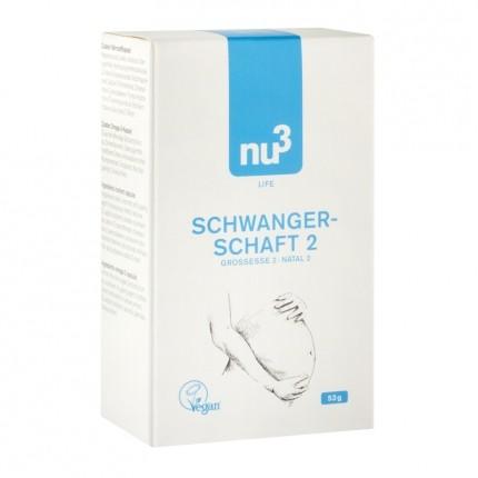 nu3 Pregnancy 2 - vegan capsules