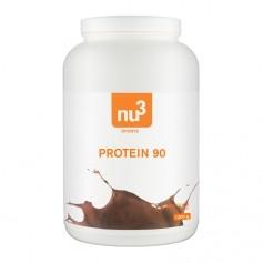 nu3 Protein 90 Chocolate, Pulver