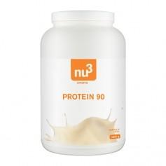 nu3 Protein 90 Vanilla, Pulver