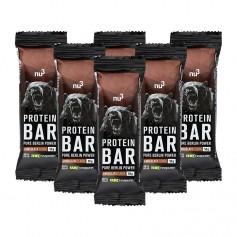 6 x nu3 Protein Bar 40%, choklad