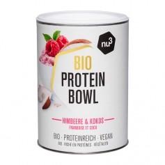 nu3 Bio Protein Bowl, Himbeere-Kokos