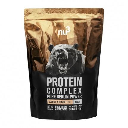 nu3 Protein Complex, Pulver, Cookies-Cream