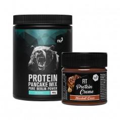 nu3 Protein Pancake Mix + nu3 Fit Protein Creme