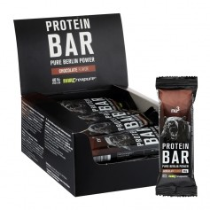 12 x nu3 Proteinbar 40%, sjokolade