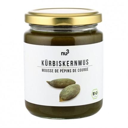 nu3 Bio Kürbiskernmus