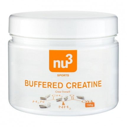 nu3 buffered Creatine, Kapseln