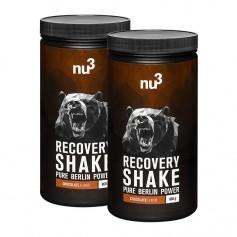 nu3 Recovery Shake, Schokolade, Pulver