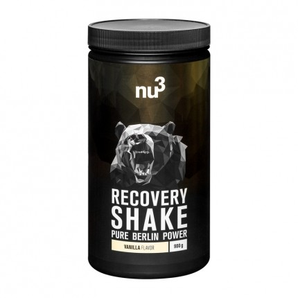 nu3 Recovery Shake, Vanille, Pulver