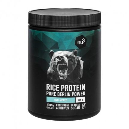 nu3 Rice Protein Powder