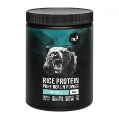nu3 Rice Protein Powder