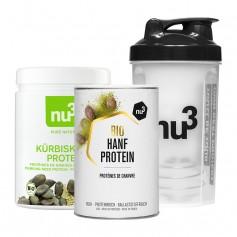 nu3 Set de Protéines Véganes