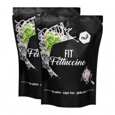 nu3, Fettuccine low-carb, lot de 2