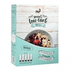 nu3 Smart Low Carb Müsli, Tropical