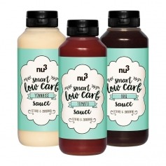 nu3 Smart Low Carb Sauce, Probiermix