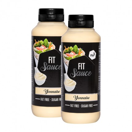 nu3 Smart Low Carb Sauce, Yonnaise