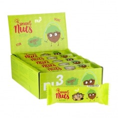 nu3 Bio Smart Nuts Haselnuss, Riegel